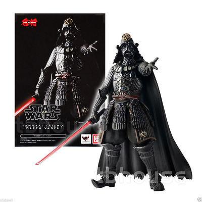 "6.3/"" Star Wars Samurai Darth Vader BAN DAI PVC Action  Figure Statue Model"