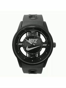 brand new nike luxury unisex black sports watch image is loading brand new nike luxury unisex black sports watch