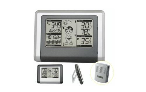 Hygromètre radio station météo wh1270 baromètre 1 Capteur catégorie B
