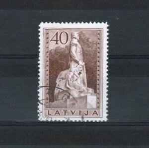 LETTONIE-Yvert-n-217-oblitere