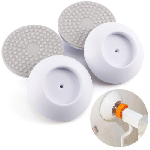 4 x Wandschutz für Treppengitter und Türgitter Wandschutz Pads für Kind Haustier