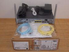 CISCO C887VAMG+7-K9 Router VDSL2/ADSL2+ POTS 3.7G HSPA+ Release 7 GPS in BOX