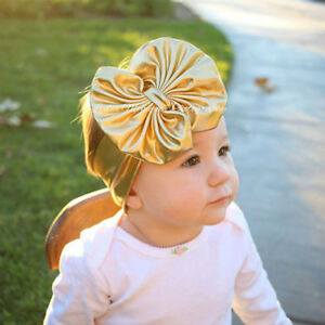 NEW-Baby-Girl-Kid-Headband-Soft-Hair-Band-with-Daisy-Flower-7-Colors-CN-STOCK