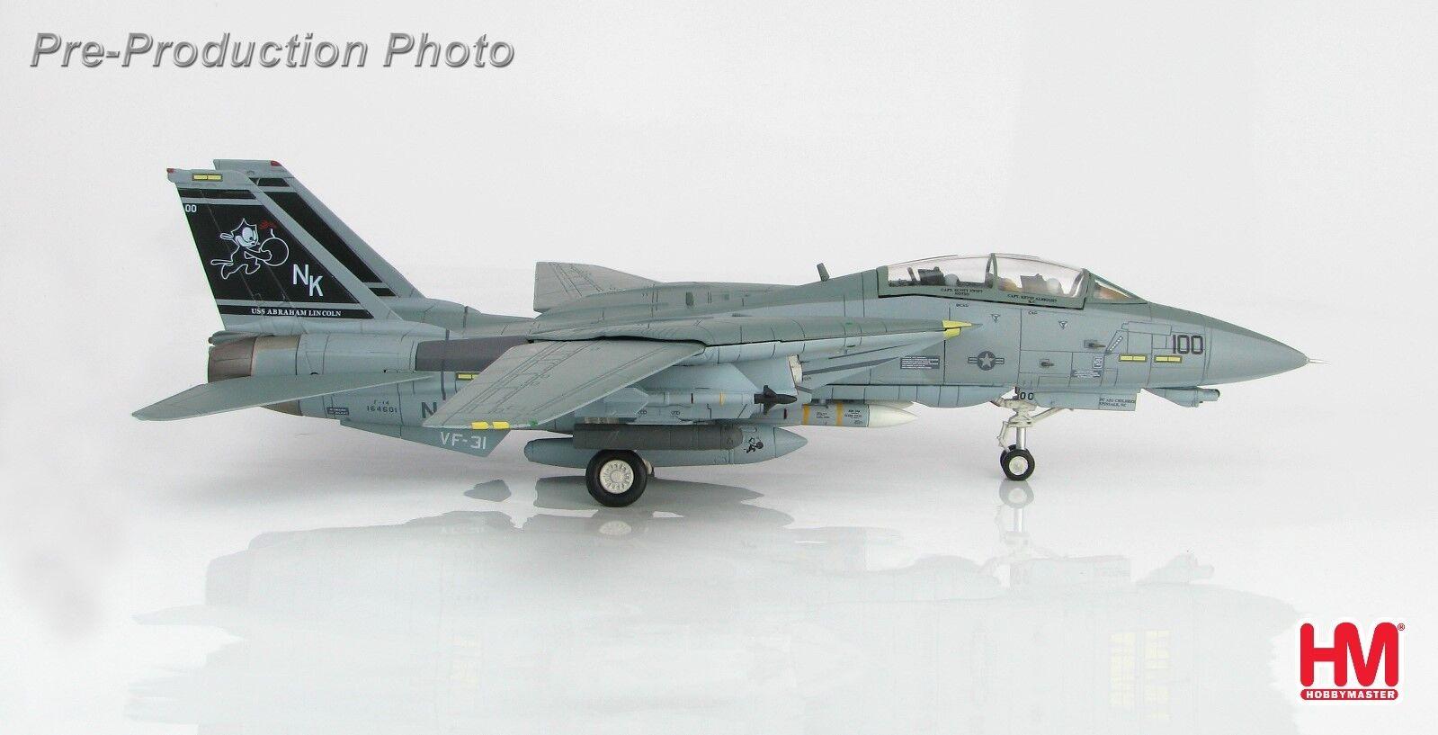 Hobbymaster 172 HA5222 Grumman F-14D SUPER TOMCAT Operación Libertad Iraquí MIB