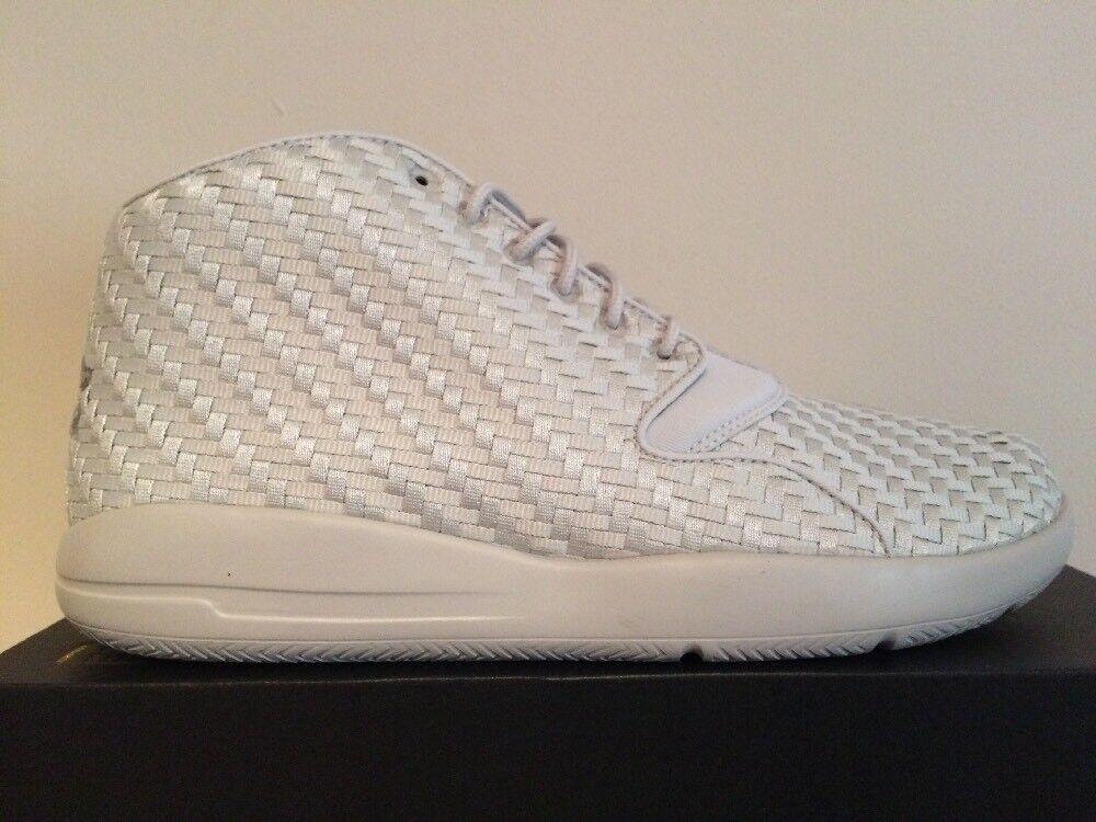 New Nike Men's Nike New Jordan Eclipse Chukka, Brown, Beige, Size 3dbe0a