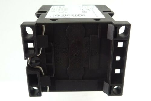 Siemens 3RT6016-1AP01 Schütz Contactor 1S 1NO 4kW bei 400V Spule 230V E01 UNUSED