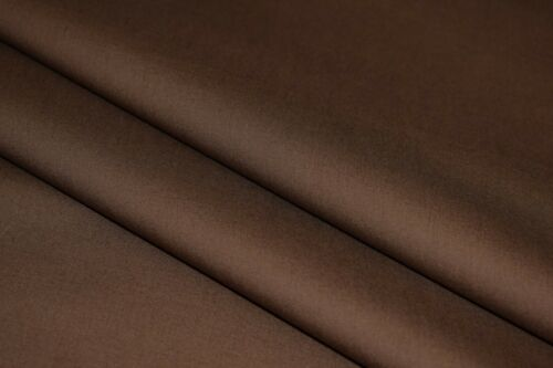 Plain 100/%Cotton Solid,Dressmaking Craft Fabric Material,24 Colours,High Quality