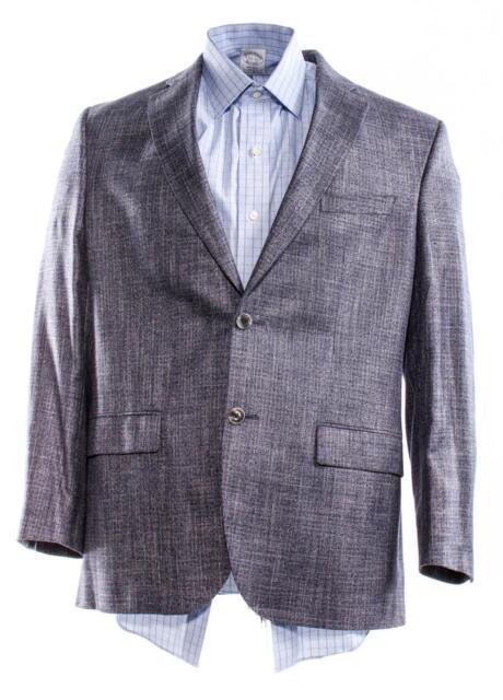 House of Cards Bill Shepherd Greg Kinnear Screen Worn Jacket & Shirt Ep 607