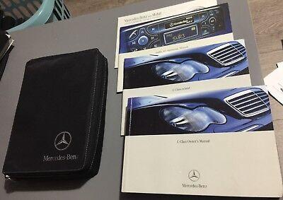 # Mercedes Classe C W203 Manuale Del Proprietario Manuale Cartella 2001-2004 C32 Amg C30 Cdi- Prendiamo I Clienti Come Nostri Dei