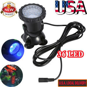 Led Lamps Led Underwater Lights To Make Up Postage With Remote Areas