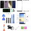 Samsung-Galaxy-Note-8-N950-Front-Screen-Glass-Back-Glass-Replacement-Kit-Option miniature 16
