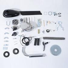60cc 2-Stroke  Motorized Bike Petrol Gas Motor Engine Kit Bicycle Cycle Mount
