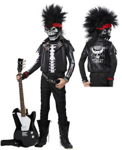 image is loading dead man rockin 039 boys rock star halloween