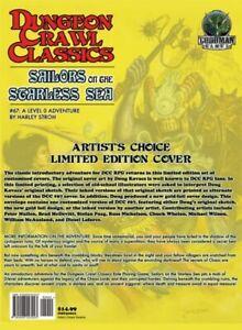 1x-Dungeon-Crawl-Classics-67-Sailors-of-the-Starless-Sea-Artist-039-s-Choice-Limi