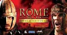 Rome TOTAL WAR GOLD EDITION (Inc. BARBARI invasione) Chiave a vapore NO VPN RegionFree