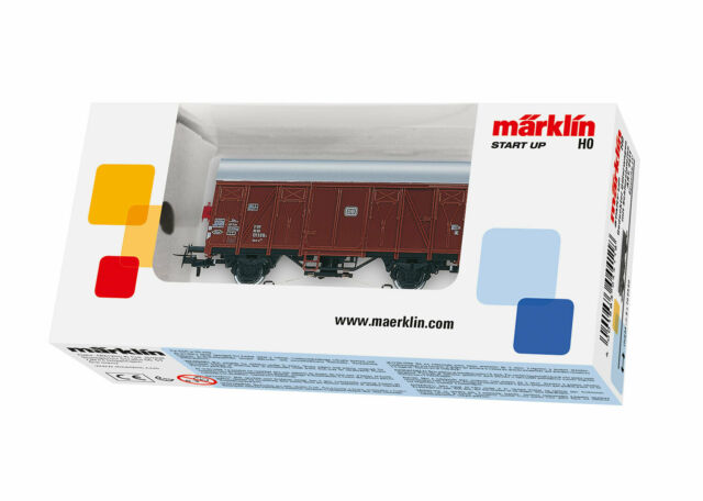 Märklin Start Up - Covered Freight Wagon DB, H0 (1:87), 4411