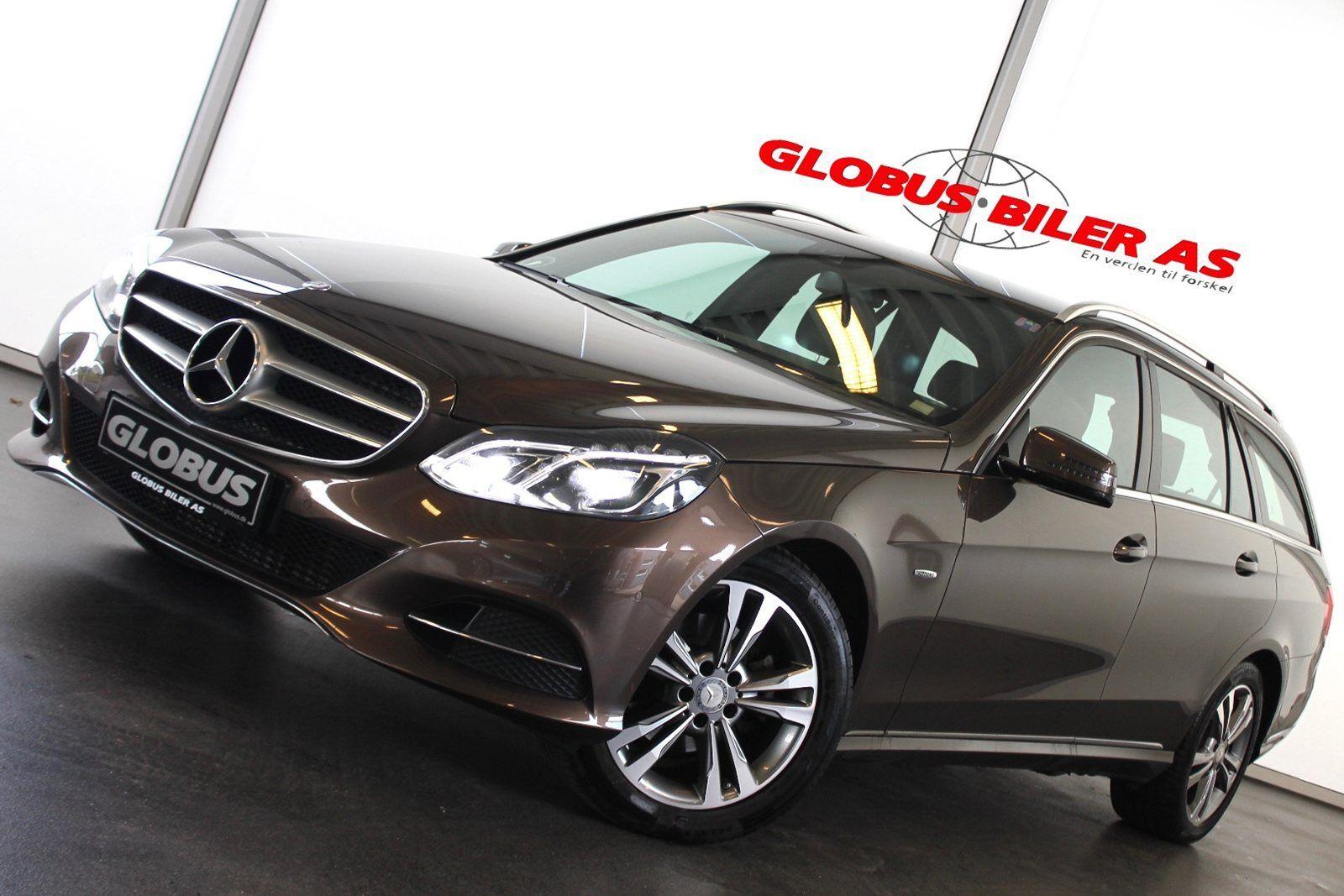 Mercedes E220 2,2 BlueTEC Avantgarde stc. aut. 5d - 379.900 kr.