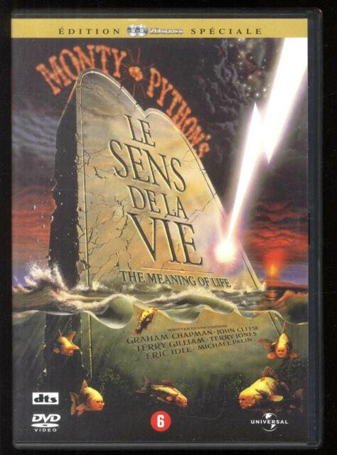 Le Sens De La Vie Monty Pythons Ausgabe Spevial Ausgabe Special 2 DVD Zone 2