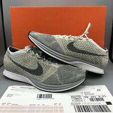 e8f68e833ca0 item 3 Nike Flyknit Racer Pure Platinum Cool Grey Size 11 862713 002 Air  Max Trainer -Nike Flyknit Racer Pure Platinum Cool Grey Size 11 862713 002  Air Max ...