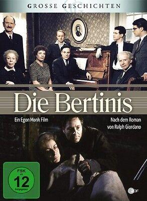 Die Bertinis - Grosse Geschichten * NEU OVP * 3 DVDs