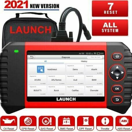 Launch CRP Touch PRO Elite – ALL Systems Diagnostic; Special Functions