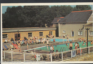 Kent Postcard Swimming Pool Herne Bay Court R279 Ebay