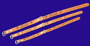 Halsband-Naturleder-mit-Brandbeschriftung-Brand