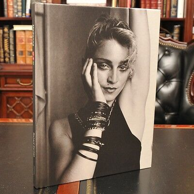 MADONNA NYC 83 SIGNED EDITION AND NUMBER ONLY 200 COPIES BY RICHARD CORMAN NE