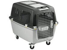 Trasportino gulliver 4 iata per cani colore grigio scuro/chiaro 71X51XH50 cm new