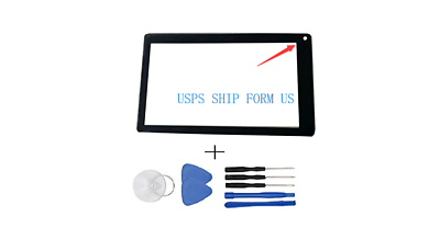 New Touch Screen Digitizer For 7 Inch RCA VOYAGER RCT6773W22 RCT6773W2 Tools