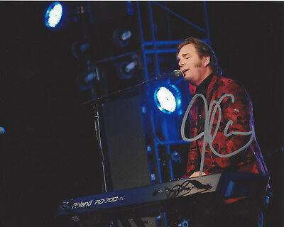 Music Entertainment Memorabilia Jonathan Cain Journey Guitarist Hand Signed Authentic 8x10 Photo 2 W/coa Proof High Quality Materials