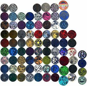 POKEMON-Lot-JETONS-Neufs-034-COUNTER-034-COIN-Your-CHOICE-Votre-CHOIX-30mm-A