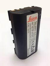 Leica geb212 BATTERIA RICARICABILE PER GPS, costruttore & GPS stazioni totali