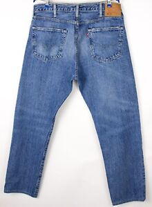 Levi's Strauss & Co Hommes 501 CT Jeans Jambe Droite Taille W38 L30 BCZ976