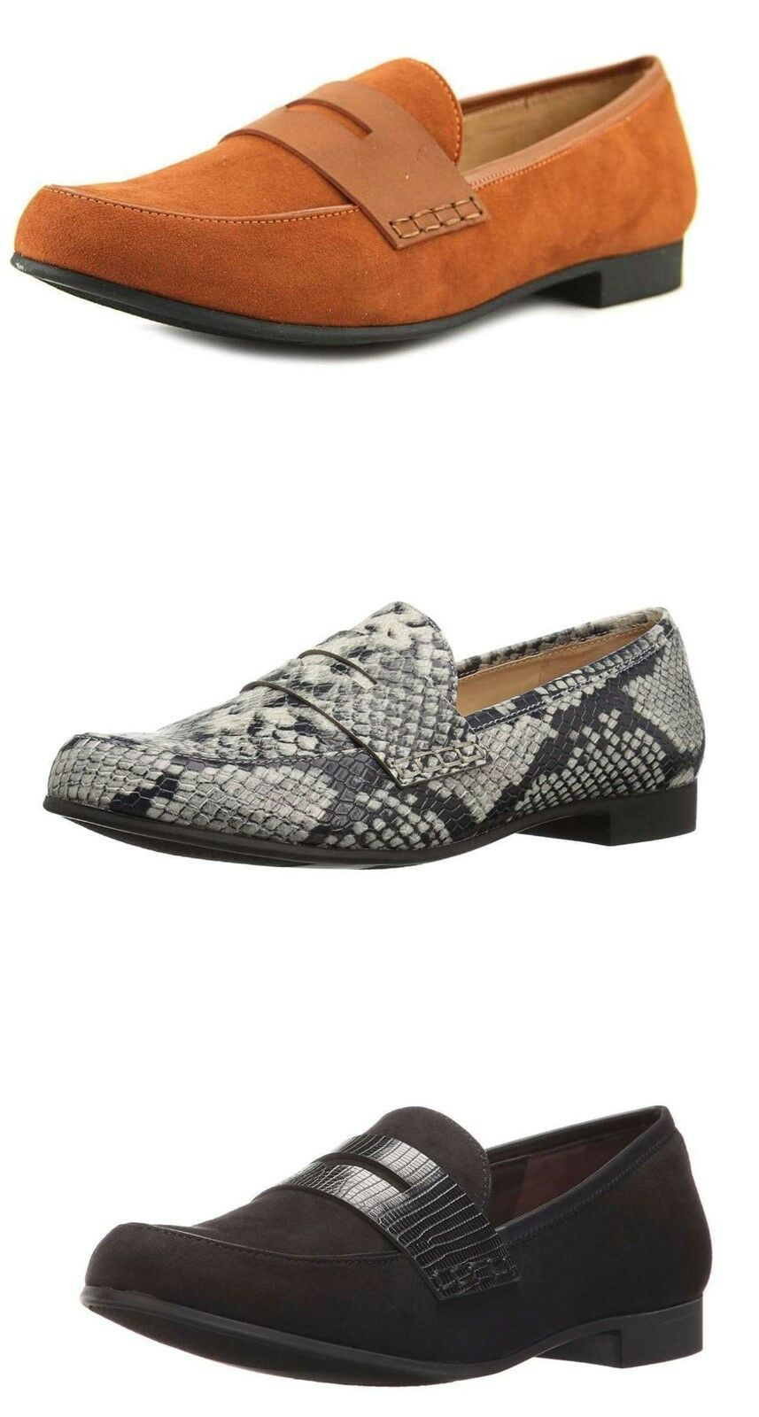 ec6388165bb5 Circus Women s Sam Edelman Tanner Penny Loafers Classic shoes New Slip-On  Flat ngerpy26-Women s Comfort Shoes