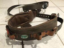 Buckingham Linemans Belt Size 32 Not 32 Waist Measurement Pole Climbing