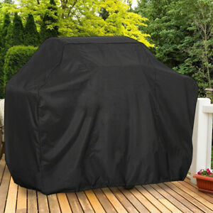 Universal-Garden-Patio-BBQ-Cover-Outdoor-Gas-Barbecue-Grill-Smoker-Storage-US