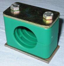 Abrazadera de Tubo 32mm Pk2 Neumática Aire hidráulico Fluid