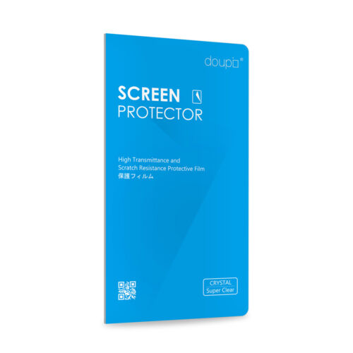 """3 x Super Clear Protector Samsung Tab 4 8 /"""" Clear Screen Screen Protector"""