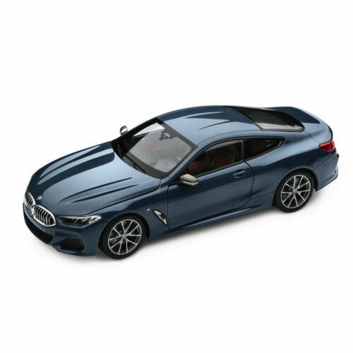 Original BMW Miniatur 8er Coupé G15 M850i 1:18 Sammlermodell 80432450995 Limited