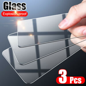 3Pcs Tempered Glass For Samsung Galaxy A32 5G A51 A70 A71 A30S A50S A52 A72 A02S