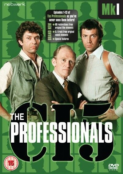 The Professionals: MkI [Region 2] - DVD - New - Free Shipping.