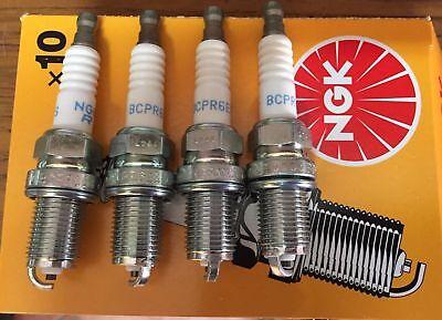 KIT 5 CANDELE NGK SPARK PLUG BCPR6ES VOLVO 850 T 2.0 154 kW B5204T 1993