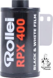 FRESH: Rollei RPX 100 Noir /& Blanc Film 120 Pellicule Argentique Photo