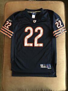 927241f19d4 Onfield Reebok NFL - Chicago Bears #22 Matt Forte Bears Jersey Youth ...