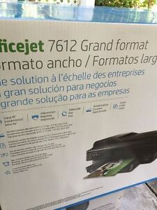 Details about BRAND NEW HP Officejet 7612 Wide Format All-In-One Inkjet  Printer