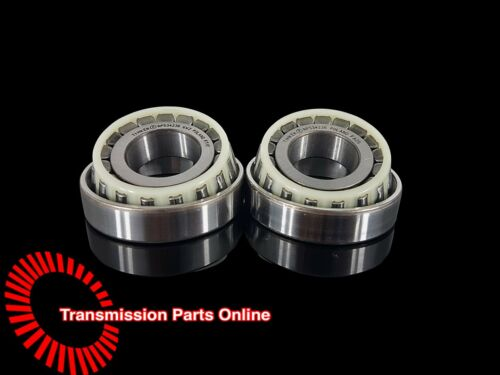 2 x Ford VMT6//MMT6 Gearbox Top Pinion Bearing 30206//27 NP534236//Y30206M