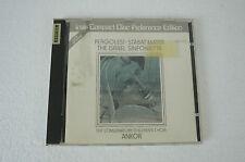 Pergolesi - Stabat Mater, The Israel Sinfonietta, CD (Box 56)