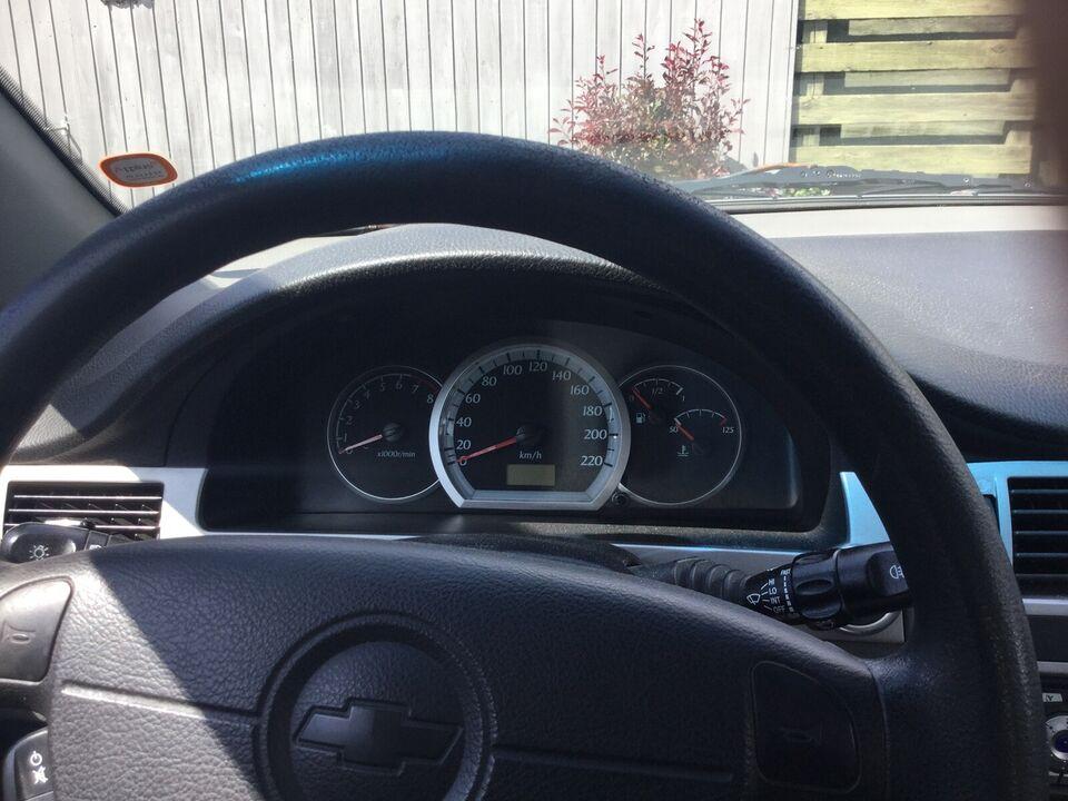 Chevrolet Nubira, 1,6 SE, Benzin