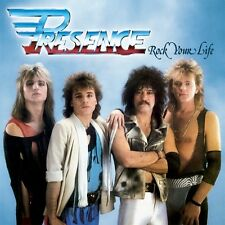PRESENCE - Rock Your Life (NEW*80's MELODIC METAL -  FRA*LIM.500*FISC*DOKKEN)